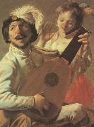 The Duet-l Hendrick Terbrugghen