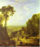 Crossing the Brook J.M.W. Turner