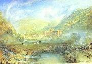Rivaulx Abbey, Yorkshire J.M.W. Turner