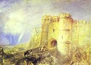 Carisbrook Castle Isle of Wight J.M.W. Turner