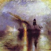 Peace - Burial at Sea. J.M.W. Turner