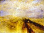 Rain, Steam and Speed - Great Western Railway J.M.W. Turner