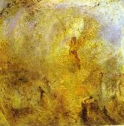 The Angel, Standing in the Sun. J.M.W. Turner