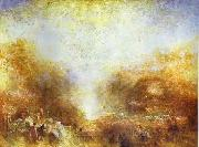 Mercury Sent to Admonish Aeneas J.M.W. Turner