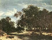 The Large Forest Jacob van Ruisdael
