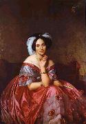 Portrait of Baroness James de Rothschild Jean Auguste Dominique Ingres