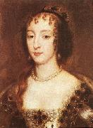Henrietta Maria of France, Queen of England sf LELY, Sir Peter