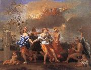 Dance to the Music of Time Nicolas Poussin
