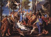 Apollo and the Muses (Parnassus) Nicolas Poussin