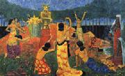The Daughters of Pelichtim Paul Serusier
