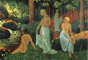Bathers with White Veils Paul Serusier