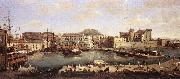 View of Naples WITTEL, Caspar Andriaans van