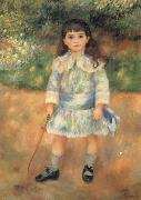 Child with a Whip Pierre Auguste Renoir