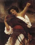 The Tambourine Player Frederick Leighton
