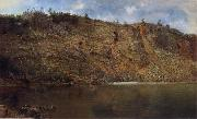 The Iron Mine,Port Henry Homer Dodge Martin