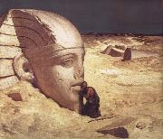 The Questioner of the Sphinx Elihu Vedder