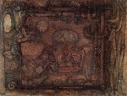 Botanical theatre Paul Klee