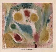 Tropical blossom Paul Klee