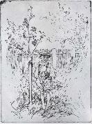 Esbjorn with his Very Own Apple Tree Carl Larsson