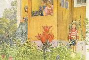 Dressing Up Carl Larsson