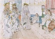 For Karin-s Name-Day Carl Larsson
