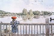 Fishing Carl Larsson