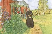 Father and Mother Carl Larsson