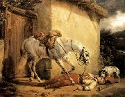 The Wounded Trumpeter Claude-joseph Vernet