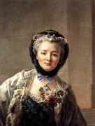 Madame Drouais, Wife of the Artist Francois-Hubert Drouais