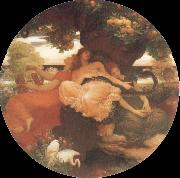 Garden of the Hesperides Frederick Leighton