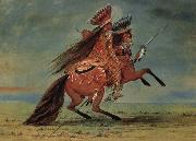 Crow Chief George Catlin