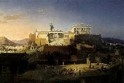 The Acropolis at Athens Leo von Klenze