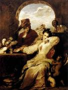 Josephine and the Fortune-Teller Sir David Wilkie