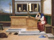 Saint Jerome in His Study Vincenzo Catena