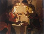Esau sold its first birthright Hendrick Terbrugghen
