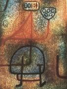 The handsome tradgardsarbeterskan Paul Klee