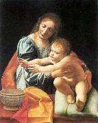 The Virgin and Child 1 BOLTRAFFIO, Giovanni Antonio