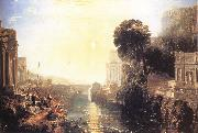 Dido Building Carthage J.M.W. Turner