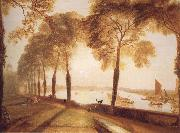 Morthake Terrace J.M.W. Turner