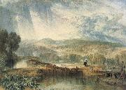More Park,near watford on the river Colne J.M.W. Turner