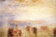 Arriving in Venice J.M.W. Turner
