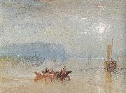 Scene on the Loire J.M.W. Turner
