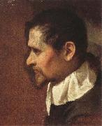 Self-Portrait Annibale Carracci