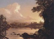 Scene on Catskill Creek Frederic Edwin Church