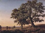The Charter Oak Frederic Edwin Church