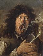 The Smoker Joos van craesbeck