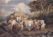 Nymphs and shepherds dancing (mk47) Joshua Cristall