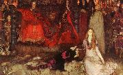 The play scene in Hamlet Edwin Austin Abbey