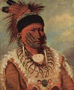 The White Cloud George Catlin