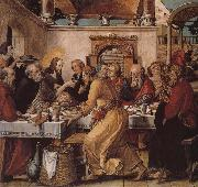 The Last Supper Hans Holbein